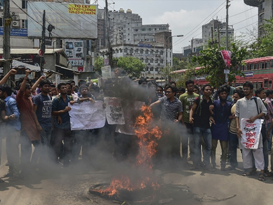 The Fall and Rise of Extremism in Bangladesh