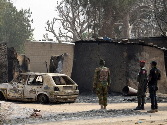 The Shadowy Ties Between ISIS and Boko Haram