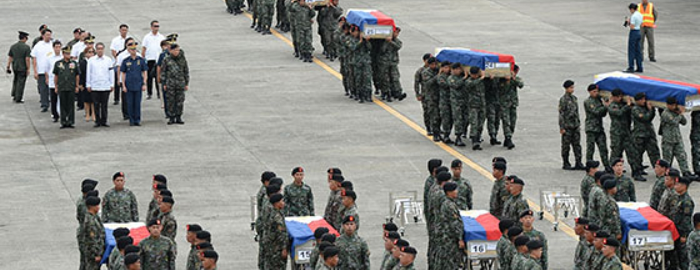 Philippines: A Peace Process Scuttled?