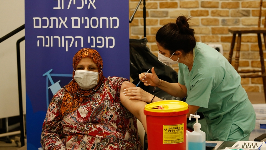 Israel and Covid-19: How Has Israel Become the Vaccination Nation?